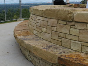 Iroquois Park North Overlook Is Open Olmsted Parks