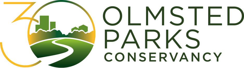 Olmsted Parks Conservancy Logo